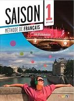 Saison 1 Méthode de Français — Livre de l'élève avec CD audio et DVD