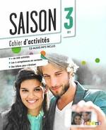Saison 3 Cahier d'activités avec CD audio