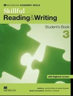 Skillful: Reading and Writing 3 Student's Book with Digibook access