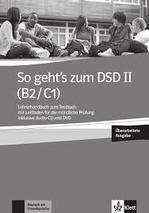 So geht's zum DSD II 2015: Lehrerhandbuch + Audio-CD zum Testbuch