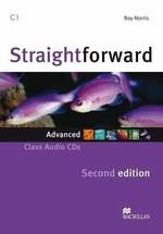Straightforward Second Edition Advanced Class Audio CDs
