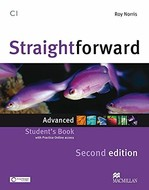 Straightforward Second Edition Advanced Student's Book with Practice Online access