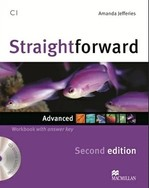 Straightforward Second Edition Advanced Workbook with key and Audio-CD