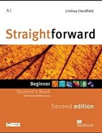 Straightforward Second Edition Beginner Student's Book with Practice Online access