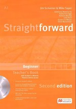 Straightforward Second Edition Beginner Teacher's Book with Student's eBook and Practice Online Access - купить и читать книгу