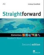 Straightforward Second Edition Elementary Student's Book