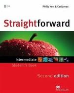 Straightforward Second Edition Intermediate Student's Book