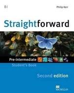 Straightforward Second Edition Pre-Intermediate Student's Book