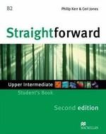 Straightforward Second Edition Upper-Intermediate Student's Book