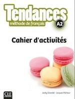 Tendances A2 Cahier d'activités