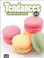 Tendances A2 Méthode de Français — Livre de l'élève avec DVD-ROM