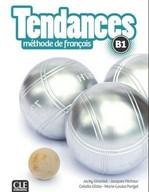 Tendances B1 Méthode de Français — Livre de l'élève avec DVD-ROM