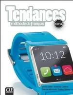 Tendances C1/C2 Méthode de Français — Livre de l'élève avec DVD-ROM