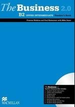The Business 2.0 B2 Upper-Intermediate Teacher's Book with Teacher's Resource Disc