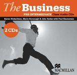 The Business Pre-Intermediate Class Audio CDx2