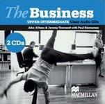 The Business Upper Intermediate Level Class Audio CD x 2