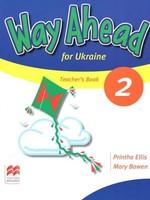 Way Ahead for Ukraine 2 Teacher's Book Pack