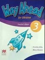Way Ahead for Ukraine 3 Teacher's Book Pack