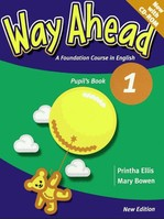 Way Ahead New Edition 1 Pupil's Book with CD-ROM