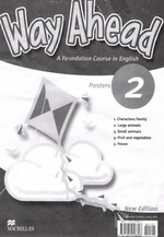 Way Ahead New Edition 2 Posters