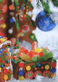 """Купить книгу """"Сервировка новогоднего стола"""""""