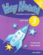 Way Ahead New Edition 3 Pupil's Book with CD-ROM