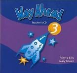 Way Ahead New Edition 3 Teacher's Book Audio CD