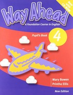 Way Ahead New Edition 4 Pupil's Book with CD-ROM