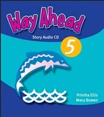 Way Ahead New Edition 5 Story Audio CD