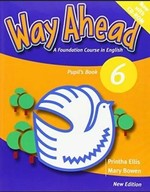 Way Ahead New Edition 6 Pupil's Book with CD-ROM