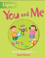 You and Me 1 Numbers Book