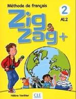 ZigZag+ 2 Méthode de Français — Livre de l'élève avec CD audio