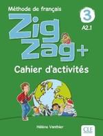 ZigZag+ 3 Cahier d'activités