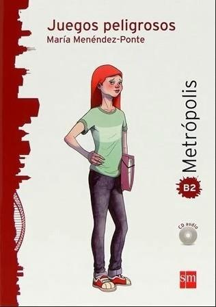 """Купить книгу """"Juegos peligrosos con CD audio"""""""