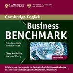 Business Benchmark 2nd Edition Pre-Intermediate/Intermediate Business Preliminary Class Audio CDs