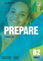 Cambridge English Prepare! Second Edition 6 Student's Book