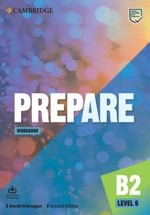 Cambridge English Prepare! Second Edition 6 Workbook with Audio Download