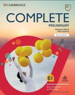 Complete Preliminary Second Edition Student's Book with Answers with Online Practice - купить и читать книгу