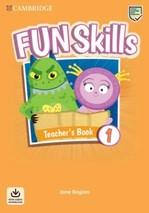 Fun Skills 1 Teacher's Book with Audio Download