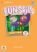 Fun Skills 2 Teacher's Book with Audio Download