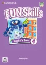 Fun Skills 4 Teacher's Book with Audio Download - купить и читать книгу