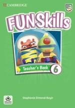Fun Skills 6 Teacher's Book with Audio Download