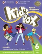 Kid's Box Updated Second Edition 6 Pupil's Book - купить и читать книгу