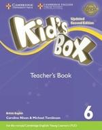 Kid's Box Updated Second Edition 6 Teacher's Book - купить и читать книгу