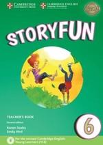 Storyfun Second Edition 6 (Flyers) Teacher's Book with Downloadable Audio - купить и читать книгу