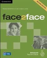 face2face Second Edition Advanced Teacher's Book with DVD - купить и читать книгу