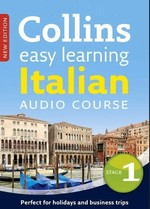 Collins Easy Learning Italian Audio Course New Edition Stage 1