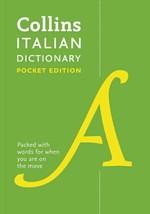 Collins Italian Dictionary Pocket Edition