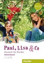 Paul, Lisa und Co A1.2 Arbeitsbuch