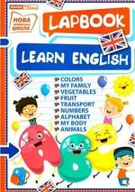 Міні-лепбук. Вивчаємо англійську